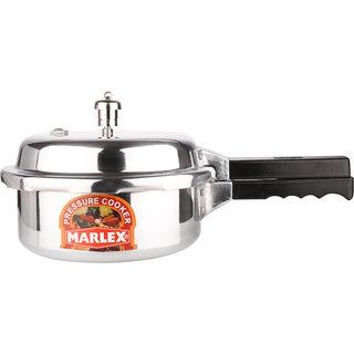 Marlex Jr. Pan Aluminium Outer Lid Regular Premium 2.5 L Pressure Cooker