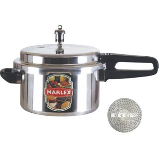 Marlex Induction Base Pressure Cookers Outer Lid (Deluxe Standard) 3 Ltr