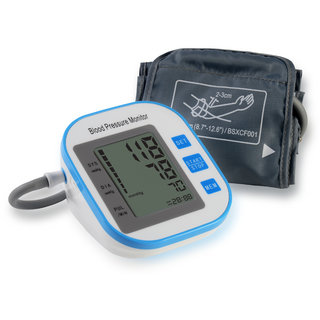 Thermocare Smart Talking Microcomputer Intelligent Automatic Digital BP Monitor