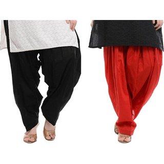 I Shop Traditional Patiala Salwar 100 Cotton Free Size