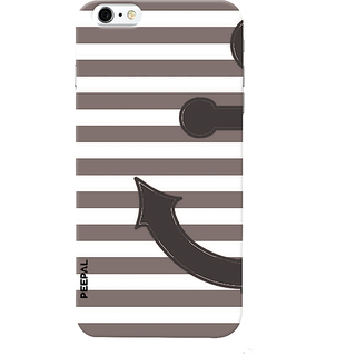 PEEPAL iPhone6-6s Designer & Printed Case Cover 3D Printing Anchor Design