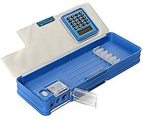 Pencil Box with Calculator