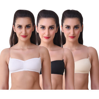 21c2e7d7a6 Buy Libertina Freedom Non Wired T-Shirt Bra.(Pack Of 2) Online - Get ...
