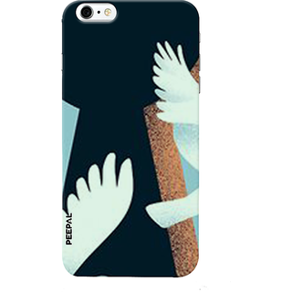 PEEPAL iPhone6-6s Designer & Printed Case Cover 3D Printing Fading Birds Design