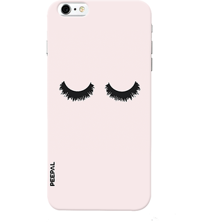 PEEPAL iPhone6-6s Designer & Printed Case Cover 3D Printing Lonely Eyes Design