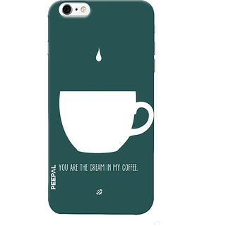 PEEPAL iPhone6-6s Designer & Printed Case Cover 3D Printing Coffee Love Design