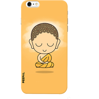 PEEPAL iPhone6-6s Designer & Printed Case Cover 3D Printing Child Budha Design