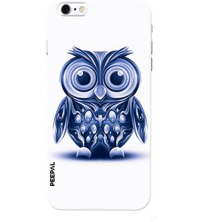 PEEPAL iPhone6-6s Designer & Printed Case Cover 3D Printing Ulooo Design