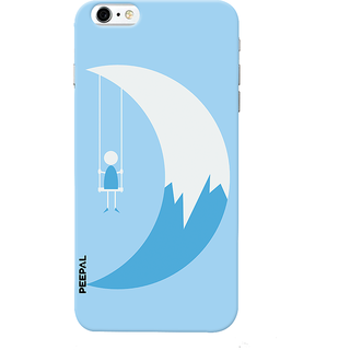 PEEPAL iPhone6-6s Designer & Printed Case Cover 3D Printing Lonely Design