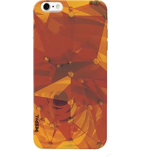 PEEPAL iPhone6-6s Designer & Printed Case Cover 3D Printing Art Multi Colour Design