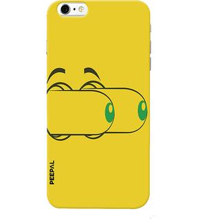 PEEPAL iPhone6-6s Designer & Printed Case Cover 3D Printing Eye Popping Design