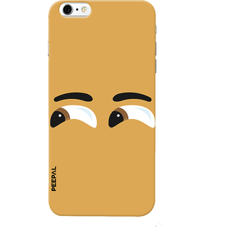 PEEPAL iPhone6-6s Designer & Printed Case Cover 3D Printing Peeping Design