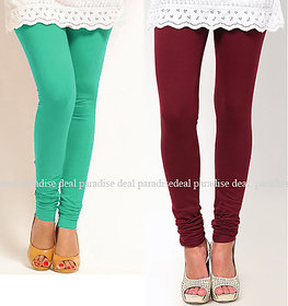 Pack Of 2 Piece Leggings with good quality and lowest price