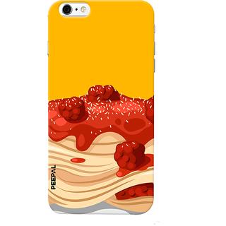 PEEPAL iPhone6-6s Designer & Printed Case Cover 3D Printing Cake Design