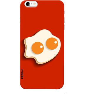 PEEPAL iPhone6-6s Designer & Printed Case Cover 3D Printing Omlate  Design
