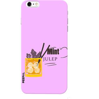 PEEPAL iPhone6-6s Designer & Printed Case Cover 3D Printing Cocktail Design