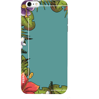 PEEPAL iPhone6-6s Designer & Printed Case Cover 3D Printing Underwater Design