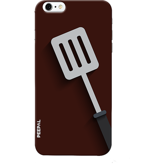 PEEPAL iPhone6-6s Designer & Printed Case Cover 3D Printing Chef Weapon Design