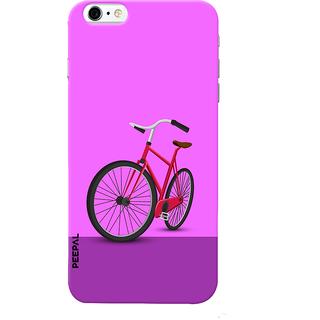 PEEPAL iPhone6-6s Designer & Printed Case Cover 3D Printing Ride Design