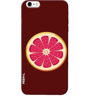 PEEPAL iPhone6-6s Designer & Printed Case Cover 3D Printing Fruit Design