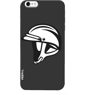 PEEPAL iPhone6-6s Designer & Printed Case Cover 3D Printing Life Design