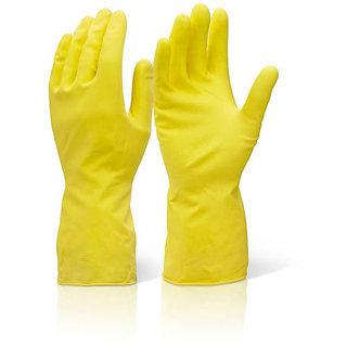 AAbha Household kitchen Gloves / rubber gloves for kitchen