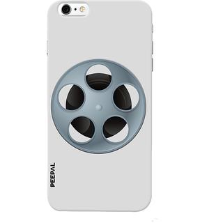 PEEPAL iPhone6-6s Designer & Printed Case Cover 3D Printing Reel Design