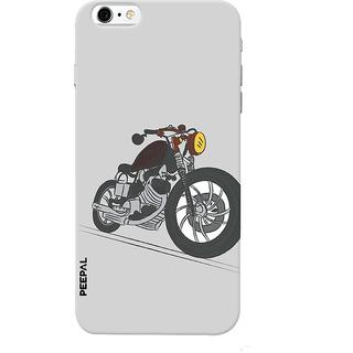 PEEPAL iPhone6-6s Designer & Printed Case Cover 3D Printing Motorcycle Design