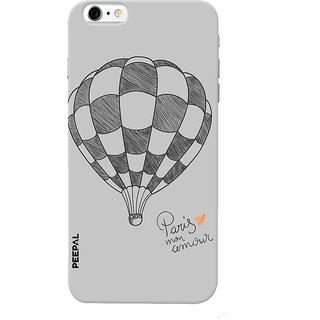 PEEPAL iPhone6-6s Designer & Printed Case Cover 3D Printing Paris Design