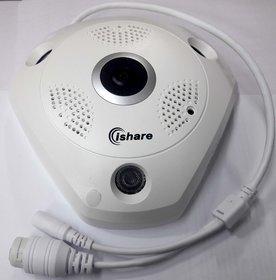 VR 360 CCTV Camera