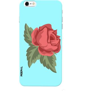 PEEPAL iPhone6-6s Designer & Printed Case Cover 3D Printing Rose Design