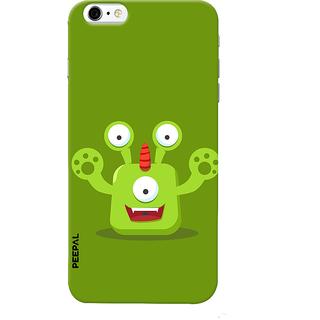 PEEPAL iPhone6-6s Designer & Printed Case Cover 3D Printing Cartoon Design