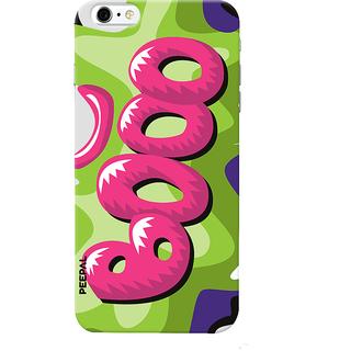PEEPAL iPhone6-6s Designer & Printed Case Cover 3D Printing Booo Design