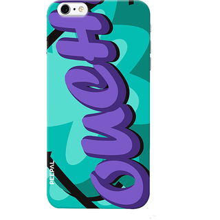 PEEPAL iPhone6-6s Designer & Printed Case Cover 3D Printing Ouch Design
