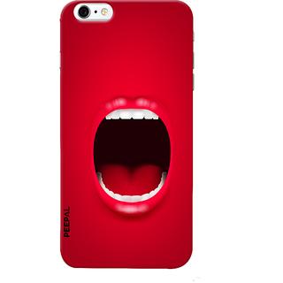 PEEPAL iPhone6-6s Designer & Printed Case Cover 3D Printing Aaaaa Design