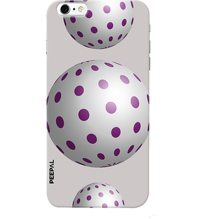 PEEPAL iPhone6-6s Designer & Printed Case Cover 3D Printing Balloon Design