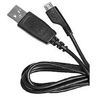 MICRO USB DATA CABLE FOR SAMSUNG Galaxy Series + 3.5 Mm Aux Cable FREE [CLONE]