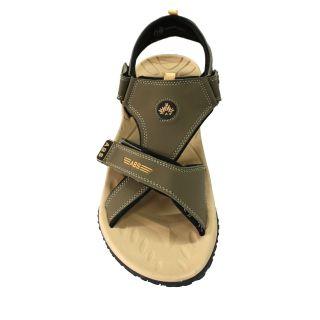 ABS Men's Premium All Season 3 Strap Sandals