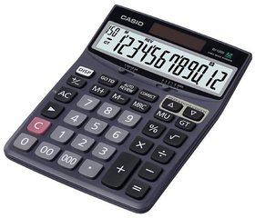 Casio DJ-120d 300 Step Check & Correct Calculator