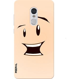 PEEPAL Note 4 Designer & Printed Case Cover 3D Printing Style Design