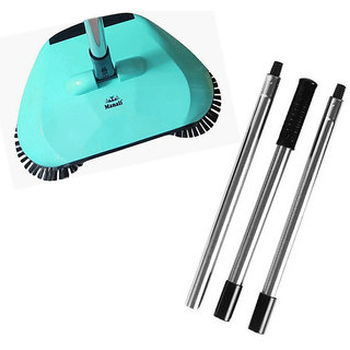 Manali Hand Propelled Sweeper (Green)