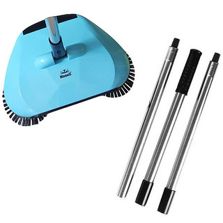 Manali Hand Propelled Sweeper (Blue)
