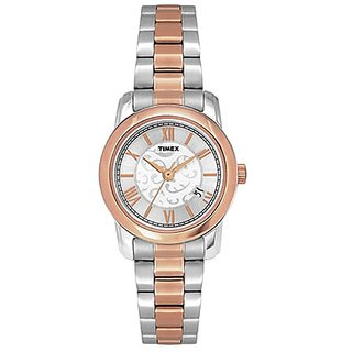 TIMEX ROUND Analog Watch For Women - TWEL11509