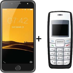IKall K1 (Dual Sim,1 GB, 8 GB) + IKALL K72