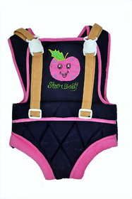 NoVowels Baby Carrier Kangaroo Belt Sleeping Bag Pink