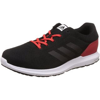 Adidas Mens Cosmic M Black Running Shoes