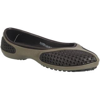2ec6e2116ff0e8 Buy Action Shoes Women Belly Shoes 1301-Brown-Lbrown Online @ ₹299 ...
