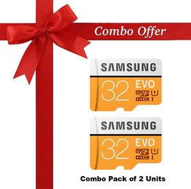 (Pack of 2) Samsung EVO Memorydrive