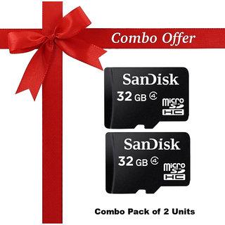 (Pack of 2) Sandisk 32 Gb memorydrive