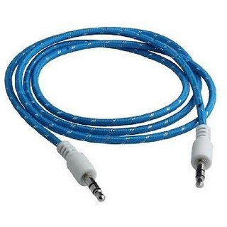Enjoy boom sound music with latest RASU AUX cable compatible with Iball Andi 5H Quadro available at ShopClues for Rs.399